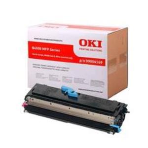 Toner OKI 09004169 czarny do B4500 ORYGINALNY - 2861972688