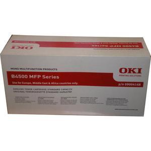 Toner OKI 09004168 czarny do B4500 ORYGINALNY - 2861972691