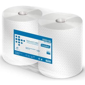 Ręcznik czyściwo VELVET Care 720 listków 180m op.2 - 2861972834