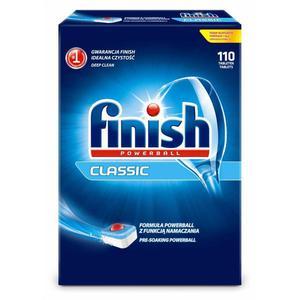 Tabletki do zmywarek FINISH Classic op.110 - 2874810136