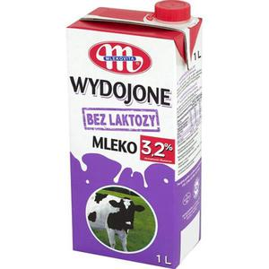 Mleko WYDOJONE 1l. 3,2% bez laktozy - 2874810146