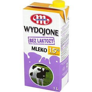 Mleko WYDOJONE 1l. 1,5% bez laktozy - 2874810147