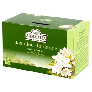 Herbata eksp. AHMAD TEA op.20 kop. - green jaśmin - 2874810268