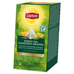 Herbata eksp. LIPTON pir.EX - Green Mand.Oran op25 - 2874810281