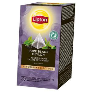 Herbata eksp. LIPTON pir.EX - Pure Black op.30 - 2874810282