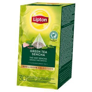 Herbata eksp. LIPTON pir.EX - Green Sencha op.30 - 2874810284