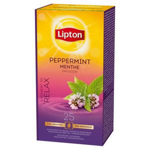 Herbata eksp. LIPTON EX - mięta op.25 - 2874810289