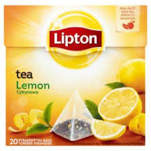 Herbata eksp. LIPTON piramidka Lemon Tea - 2874810306