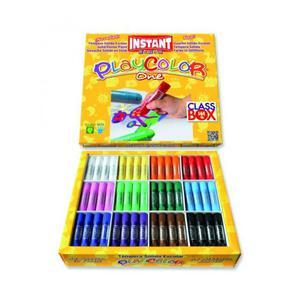 Farby w sztyfcie PlayColor Fluo op.144 12k. 10901 - 2874810483