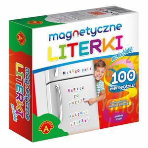 Literki magnetyczne ALEXANDER na lodówkę 0811 - 2874810497