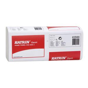 Ręcznik ZZ KATRIN biały 65944 op.3000 składek - 2874810512