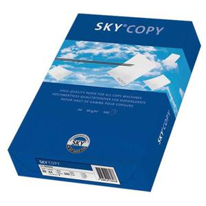 Papier xero A4 SKY COPY KL.C karton op.5 ryz - 2874810799