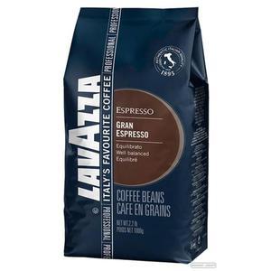 Kawa ziarnista LAVAZZA Gran Espresso 1kg. - 2874810944