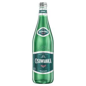 Woda CISOWIANKA op.6 Perlage 0,7l. szkło N/gaz - 2874811596