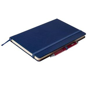 Notes OPUS A5 London Hard SL 114= niebieski - 2874815389