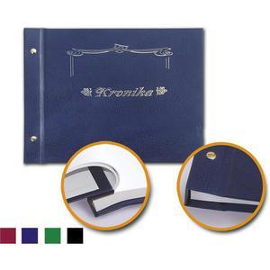 Kronika BARBARA A3 poziom - na nity mix kolorów - 2881305151