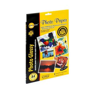 Papier foto YELLOW ONE A4 130g. Błysk op.20 - 2881305223