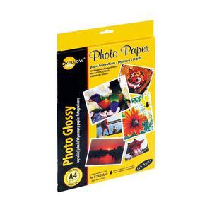 Papier foto YELLOW ONE A4 230g. Błysk op.20 - 2881305227