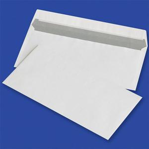 Koperty OFFICE PRODUCTS HK DL op.1000szt. - białe - 2881305373