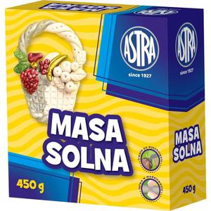 Masa solna ASTRA + farby 0,45kg. - 2825402816