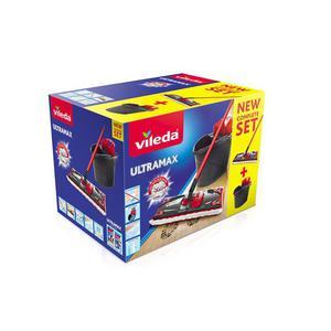 Zestaw VILEDA ULTRAMAX BOX mop + wiadro +wyciskacz - 2881305588
