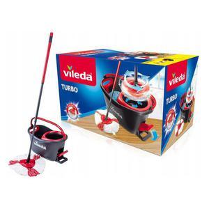 Zestaw VILEDA Mop Obrotowy Easy Clean TURBO - 2881305589