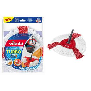 Wkład do mopa VILEDA EASY WRING CLEAN TURBO 2W1 ob - 2881305590