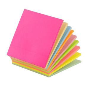 Karteczki samop. D.RECT 75x75mm 9x25k Magic - 2881305625