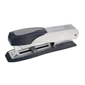 Zszywacz SAX150 zszywa do 45 kartek front loader regulowana głębokość srebrny - 2881305690