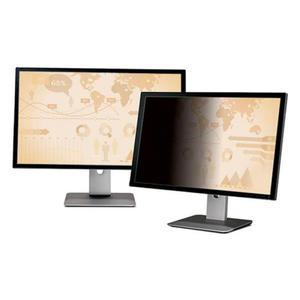 """Bezramkowy filtr prywatyzujący 3M (PF22.0W) do monitorów 16:10 22"""" czarny - 2881305875"""