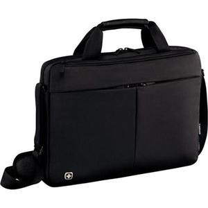 "Torba na laptopa WENGER Slim Format 14"" 390x260x80mm czarna - 2881305964"