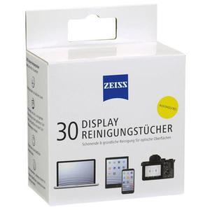 Chusteczki do czyszcz. ZEISS ekranów tabletów i laptopów 30 szt. białe - 2881305984