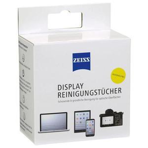 Chusteczki do czyszcz. ZEISS ekranów tabletów i laptopów 10 szt. białe - 2881305985