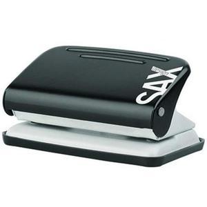 Dziurkacz SAXDesign 218 paperbox do 12 k. czarny - 2881306022