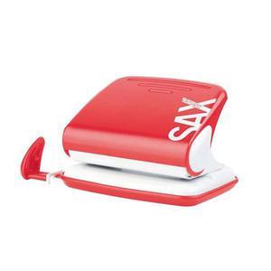 Dziurkacz SAXDesign 318 do 20 k. czerwony - 2881306025