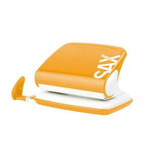 Dziurkacz SAXDesign 318 do 20 k. pomarańczowy - 2881306027
