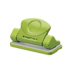 Dziurkacz KANGARO Perfo 10 do 10 k zielony - 2881306040