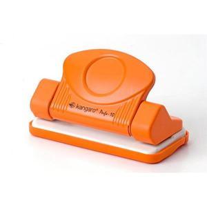 Dziurkacz KANGARO Perfo 10 do 10 k pomarańczowy - 2881306043