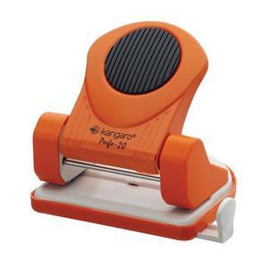 Dziurkacz KANGARO Perfo 20 do 20 k pomarańczowy - 2881306048