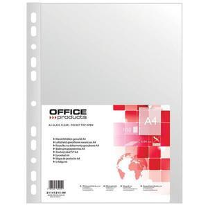 Koszulki OFFICE PRODUCTS A4 groszkowe 40mic. op.100 - 2881306142