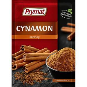 Przyprawa PRYMAT - cynamon mielony 15g. - 2881306351