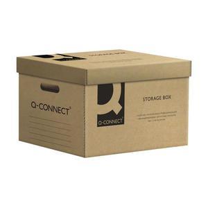 Pudło archiwizacyjne Q-CONNECT op.5 zbiorcze szare - 2881306439