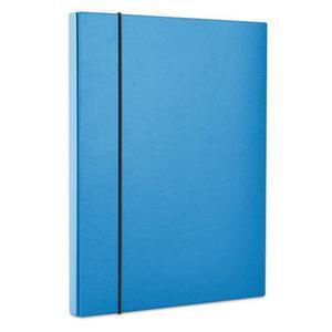 Teczka z gumką OFFICE PRODUCTS A4/30 niebieska - 2881306461