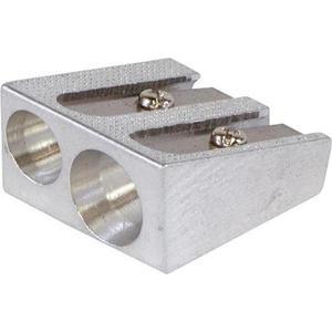 Temperówka DONAU aluminiowa podwójna blister - 2szt. - 2881306840