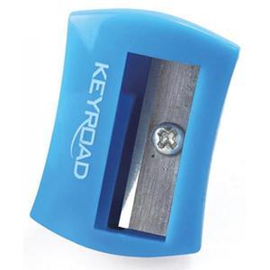 Temperówka KEYROAD Cute plastikowa pojedyńcza tuba mix kolorów - 2881306851