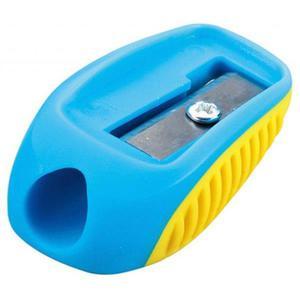 Temperówka KEYROAD Nugget plastikowa pojedyńcza tuba mix kolorów - 2881306855