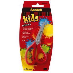 Nożyczki szkolne SCOTCH (1441B) 12cm zaokrągr. - 2881307359
