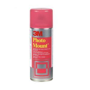 Klej w sprayu 3M Photomount (UK9479/10), do papieru fotograficznego, 400ml - 2881307559