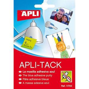 Masa mocująca APLI Apli-Tack w bloku 57g niebieska - 2881307561