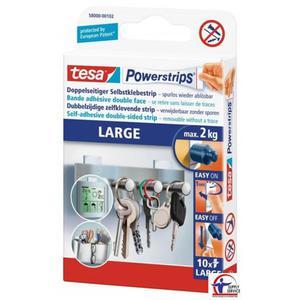 Masa mocująca TESA plastry Powerstrips op.10 - 2881307571